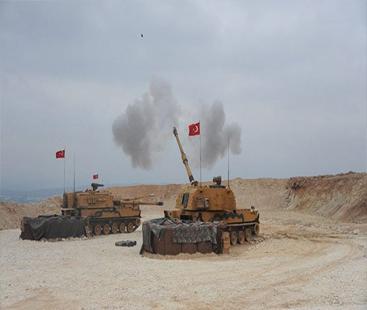 ترک فوج شمالی شام میں داخل: عرب لیگ کا ہنگامی اجلاس طلب