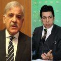 شہبازشریف فیصل واوڈا کو نااہل نہ کرواسکے درخواست مسترد