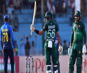 پاکستان سری لنکا سیریز: پاکستان نے دوسرے ون ڈے میں سری لنکا کو شکست دے دی