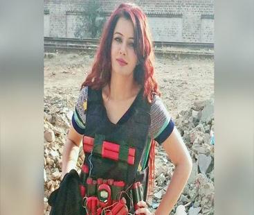 کشمیری بیٹی کی خود کش حملے کی خواہش: رابی پیرزادہ نے پوسٹ ڈیلیٹ کردی