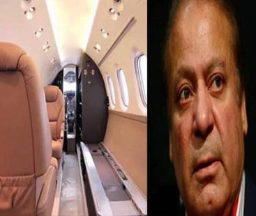 نواز شریف کی بیرون ملک علاج کیلئے لاہور ائیرپورٹ سے لندن روانگی