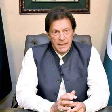 آج ملک کو عدم استحکام کا شکار دیکھنے والوں کے لیے مایوس کن دن ہے: وزیراعظم عمران خان