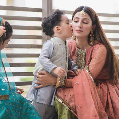 محبت اور حوصلہ افزائی نے مجھے سپر وومن بنا دیا: عائزہ خان