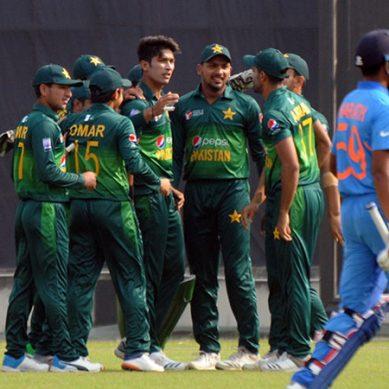 ایمرجنگ ایشیا کپ سیمی فائنل، پاکستان نے بھارت کو دھول چٹادی