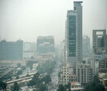 آلودہ ترین شہر:کراچی دوسرے نمبر پر آگیا