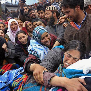 خواتین پر تشدد کے خاتمے کا عالمی دن:مقبوضہ کشمیر میں 2 ہزار سے زائد خواتین شہید اور 11 ہزار کی عصمت دری