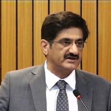 وزیر اعلی سندھ مراد علی شاہ دہشتگردی کے الزامات پر شدید برہم