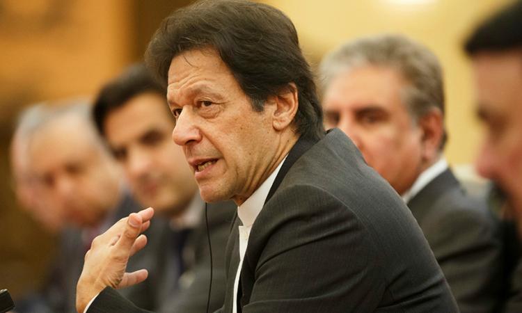 پاکستان کو ایسا ملک بنائیں گےجس کی دنیا مثال دے گی: وزیراعظم
