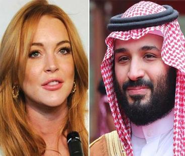 محمد بن سلمان کے نجی جہاز میں کونسی ہالی وڈ اداکارہ گھوم رہی ہیں