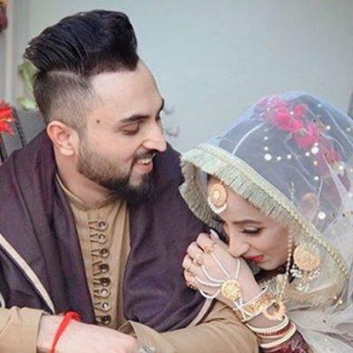مسز سومی چوہان: صنم چوہدری نے سادگی سے شادی کرلی