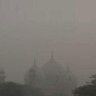 اسموگ روگ: لاہورمیں اسموگ کی صورتحال انتہائی خطرناک ایمنسٹی انٹرنیشنل