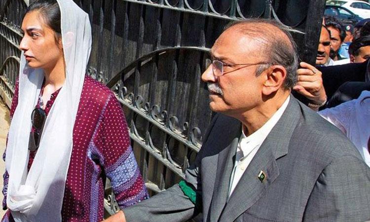 اسلام آباد ہائیکورٹ نے سابق صدر آصف علی زرداری کی درخواست ضمانت منظور کرلی