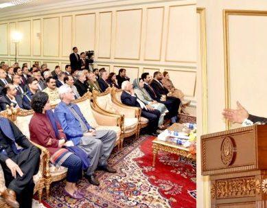 ڈیجیٹل پاکستان منصوبہ کو کامیاب بنائیں گے اس سے کرپشن کا خاتمہ ہو گا: عمران خان