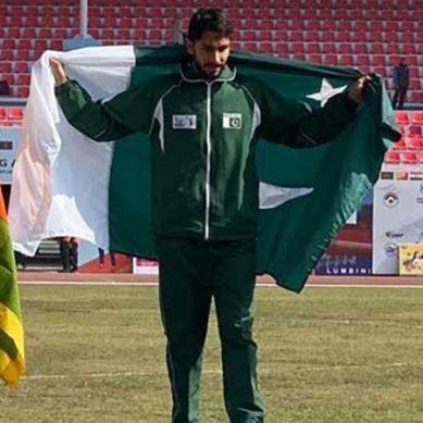 ساؤتھ ایشین گیمز میں پاکستانی ایتھلیٹس کی شاندار کارکردگی کا سلسلہ جاری