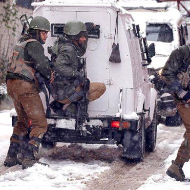 بھارتی سپاہی کے قدم لڑکھڑا گئے،پھسل کر پاکستان آپہنچا