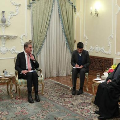 پاکستانی سرزمین کسی جنگ کےلیے استعمال نہیں ہوگی:وزیر خارجہ شاہ محمود قریشی
