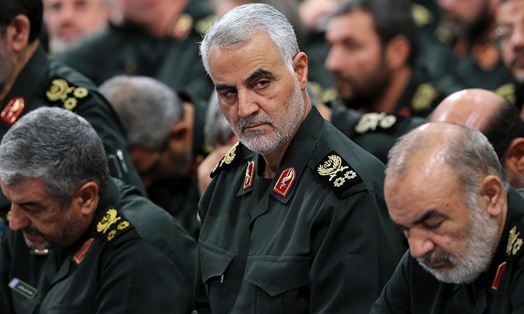 ایران امریکہ کشیدگی: جنرل سلیمانی کی میت ایران پہنچ گئی