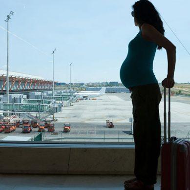 امریکا آنے والی حاملہ خواتین پر پابندی عائد