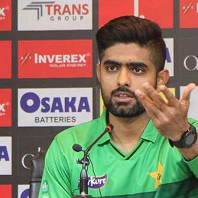 بنگلہ دیش کرکٹ ٹیم کو پاکستان آمد پر خوش آمدید کہتے ہیں: بابر اعظم