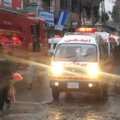کوئٹہ کے علاقے مکانگی روڈ پر ہسپتال کے قریب دھماکا، 2 افراد جاں بحق، 13 زخمی