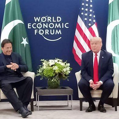 امریکی صدر ڈونلڈ ٹرمپ کی ایک بار پھر مسئلہ کشمیر پر ثالثی کی پیشکش