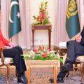ایران سعودی عرب جنگ پاکستان کیلئے تباہ کن ہوگی وزیراعظم کا جرمن ٹی وی کو انٹرویو