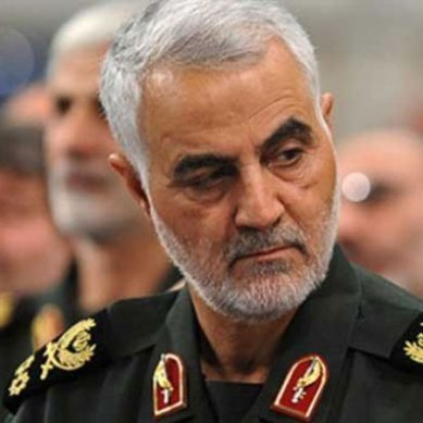 بغداد ایئرپورٹ پرامریکی راکٹ حملے؛ ایرانی جنرل قاسم سلیمانی سمیت 8 افراد ہلاک
