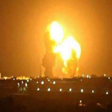 جنرل قاسم سلیمانی قتل کا  ایرانی جواب امریکی اڈے پر راکٹ حملہ اسی افراد ہلاک کرنے کا دعوی