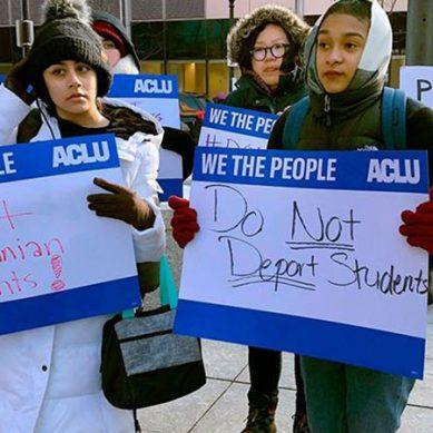 امریکا : عدالتی حکم کے باوجود ایرانی طالب علم کو ملک بدر کردیا