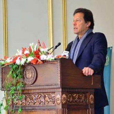 موجودہ حکومت کا سب سے بڑا چیلنج پاکستان کو فلاحی ریاست بنانا ہے۔ میری حکومت کوئی سفارشی نظام نہیں لائے گی
