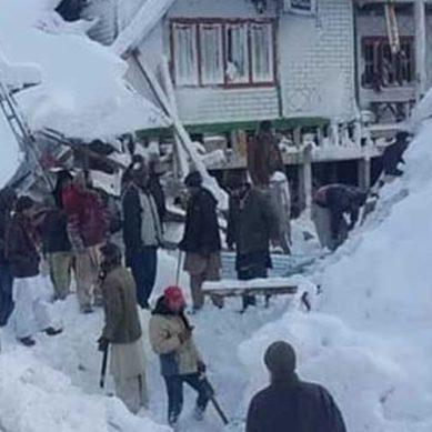 ملک میں برفباری اور بارشیں بلوچستان اور آزاد کشمیر میں 62 افراد جاں بحق، درجنوں زخمی