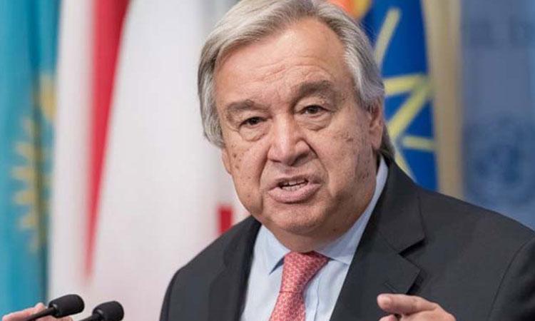 اقوام متحدہ کے سیکرٹری جنرل کا امریکہ اور ایران کو ضبط و تحمل کا مظاہرہ کرنے کا مشورہ