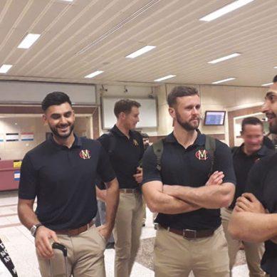 ایم سی سی کرکٹ ٹیم کی پاکستان میں 48 سال بعد آمد