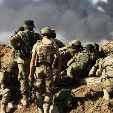 شامی حکومت کی جانب سے کیے جانے والے فضائی حملے میں 33 ترک فوجی شہید ہوگئے۔