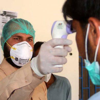 کورونا وائرس سے متاثر ہونے والے پاکستانیوں کی تعداد 94ہوگئی