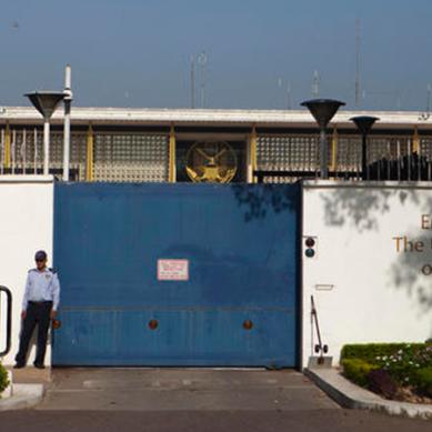 بھارت: امریکی سفارت خانے کےاحاطے میں پانچ سالہ بچی کے ساتھ جنسی زیادتی