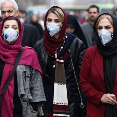 ایران میں کورونا وائرس کی وجہ سے خامنہ ای کے مشیر سمیت 12 افراد ہلاک ہوگئے