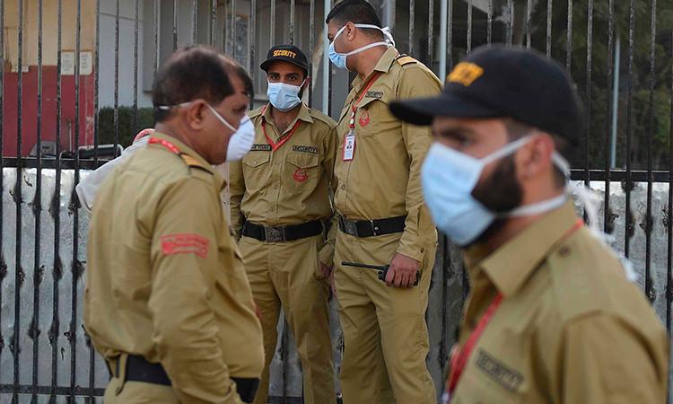کیماڑی میں پراسرار گیس ، ہلاکتوں کی تعداد 11 ، شہری شدید پریشان