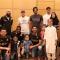 کینسر کے مریض بچوں کی ملتان میں ٹیم پشاور زلمی سے ملاقات