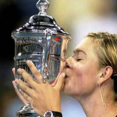 ٹینس اسٹار ماریہ شراپووا نے ٹینس کی دنیا کو خیر باد کیوں کہا؟؟