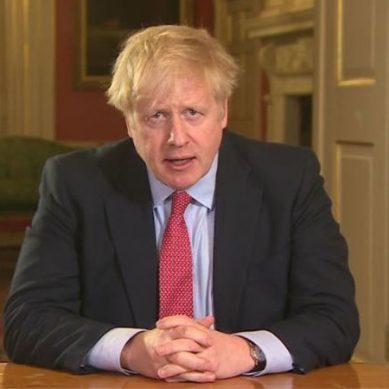 برطانوی وزیرِ اعظم بورس جانسن بھی کورونا وائرس کا شکار