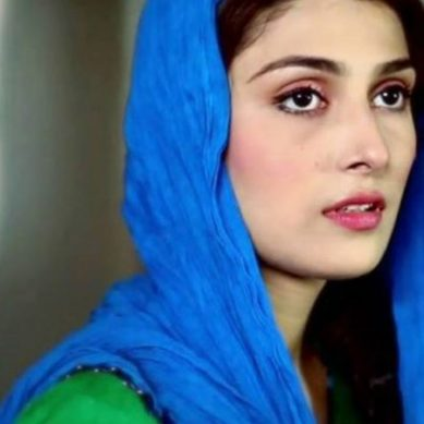 عائزہ خان نے اللہ سے شفا اور معافی مانگنے کا ٹوئٹ کر دیا
