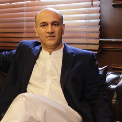 تحریکِ انصاف کے سینئیر نائب صدر نے پارٹی عہدے سے استعفیٰ دے دیا