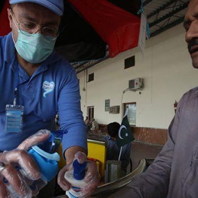 پاکستان میں کرونا وائرس سے دو ہلاکتیں، متاثرین کی تعداد 310 ہوگئی