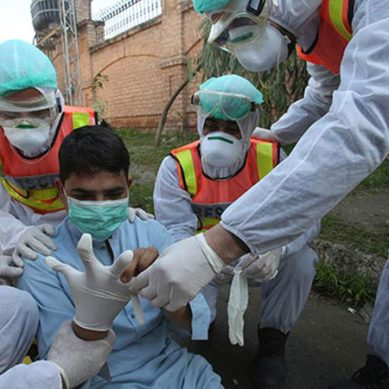 کورونا وائرس : ملک میں مصدقہ کیسز کی تعداد 1200 سے تجاوز ،9اموات رپورٹ