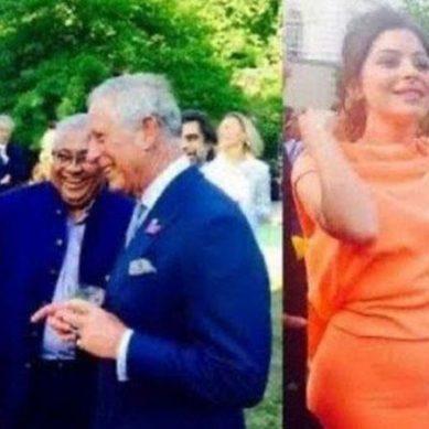 پرنس چارلس میں کورنا کی تشخیص : کیا وجہ بھارتی گلوکارہ ہے؟؟؟