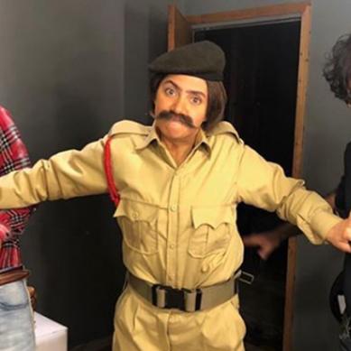 ماہرہ خان نے کورونا سے آگاہی کے لیے پولیس کی وردی پہن لی
