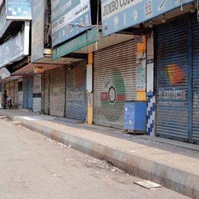 سندھ میں لاک ڈاؤن مزید سخت ، شام 8 سے صبح 8 بجے تک تمام دکانیں بند