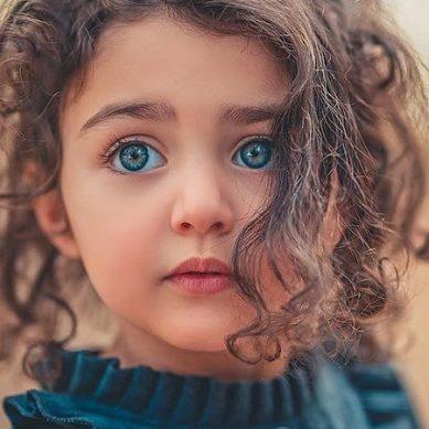 کیا دنیا کی سب سے پیاری بچی بھی کورونا وائرس سے متاثر؟؟