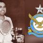 پاک فضائیہ کا اسکواش کے عظیم کھلاڑی اعظم خان کو خراج عقیدت